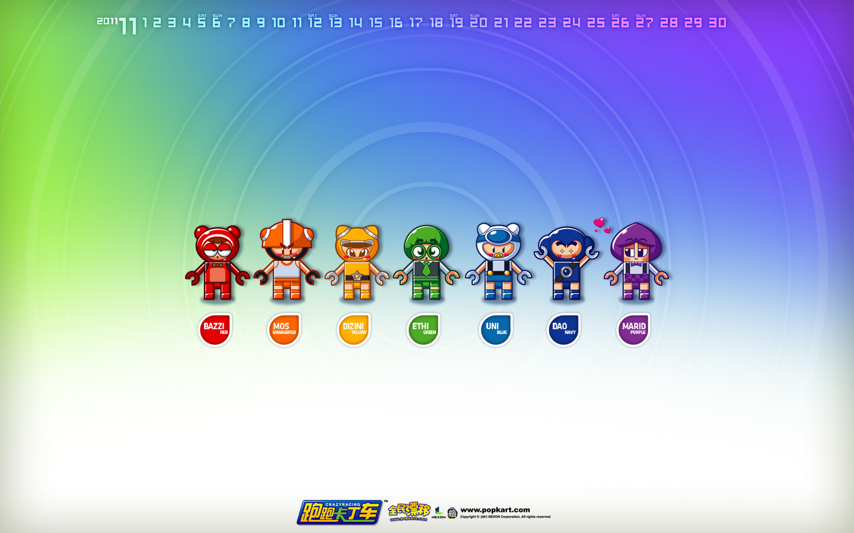 游戏壁纸—跑跑卡丁车: popkart.tiancity.com/homepage/Community/Community_wallpaper.html